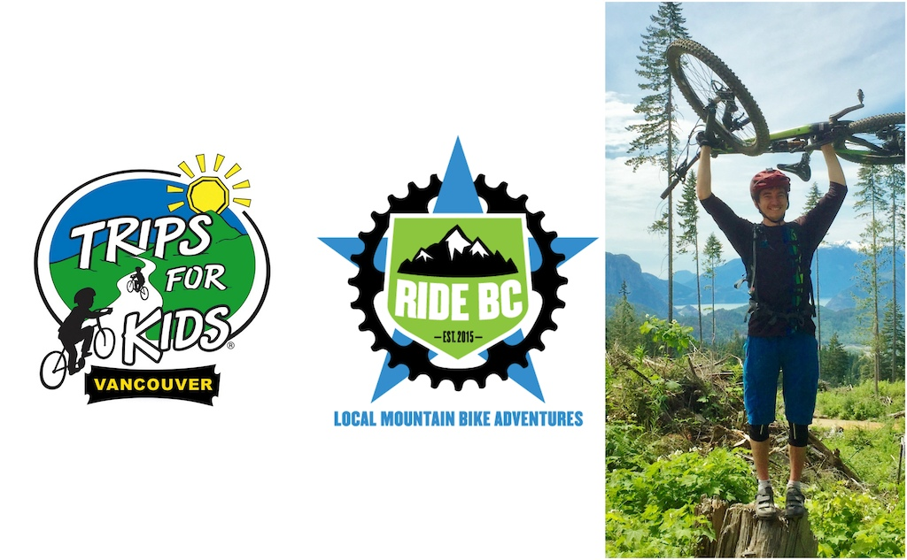 Support Trips For Kids and take a guided ride with Squamish's own Ride BC on our world class trails!