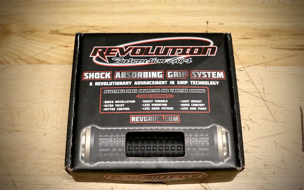 Revolution Suspension Grips