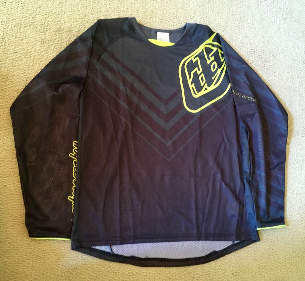 TLD sprint jersey, small