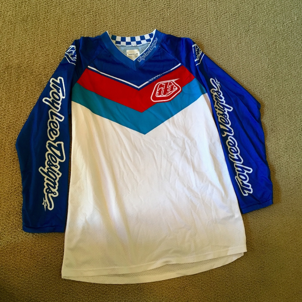 TLD gp air jersey size medium