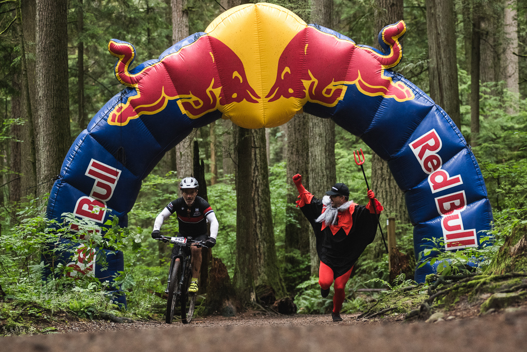 Red Bull Downtime is an evolution of the super-d enduro format.