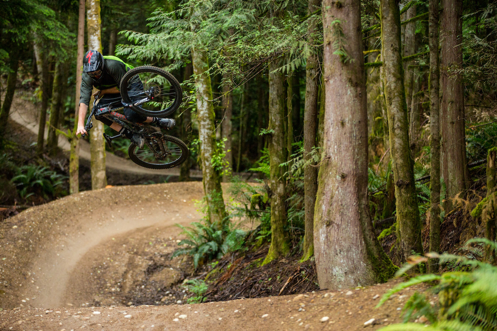 Dylan Dunkerton laying it flat on Lift Off