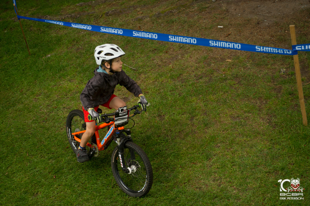 The Shimano s Kid s Race was the usual display of amazing cuteness and talent.