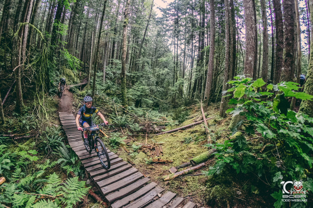 The Squamish trail network rivals any others in the world.