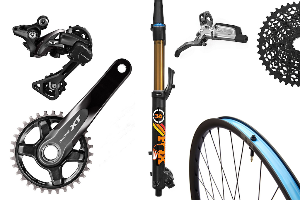 Pinkbike Components Poll