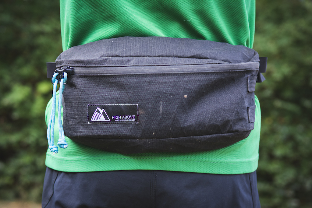 High Above Cascadia hip pack