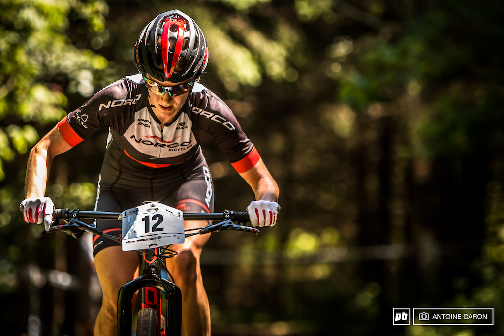 Haley Smith was hoping for more today. Still 4th place at a national championship is far from embarrassing.