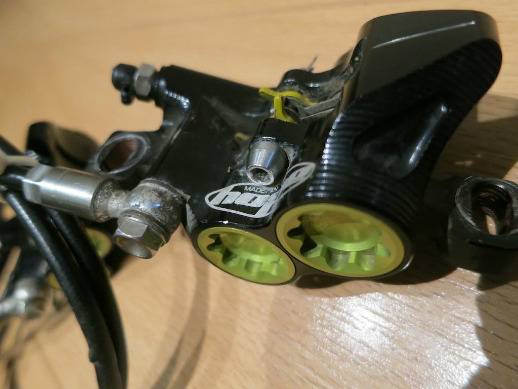 2013 Hope Race EVO M4 Brakes