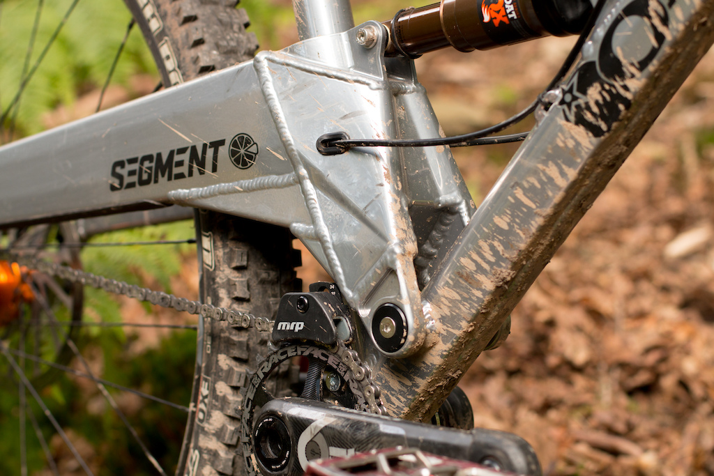 2016 Orange Segment Factory Review. Photo Olly Forster
