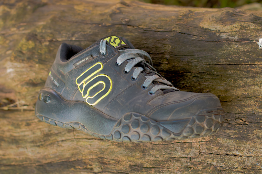 Five Ten Sam Hill 3 shoes Review. Photo Olly Forster