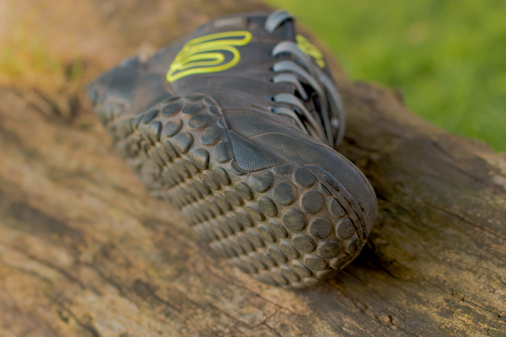 Five Ten Sam Hill 3 shoes Review. Photo: Olly Forster