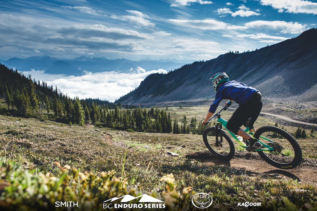 Golden, Osprey BC Enduro Series, Presented by Smith Optics - Race Recap