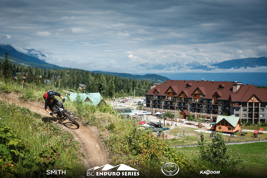 Golden Osprey BC Enduro Series Presented by Smith Optics - Race Recap