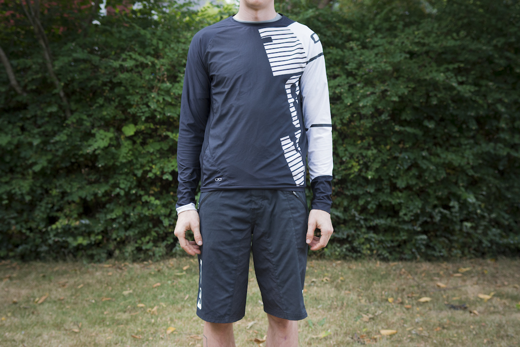 Ion Helix jersey Vertex shorts review