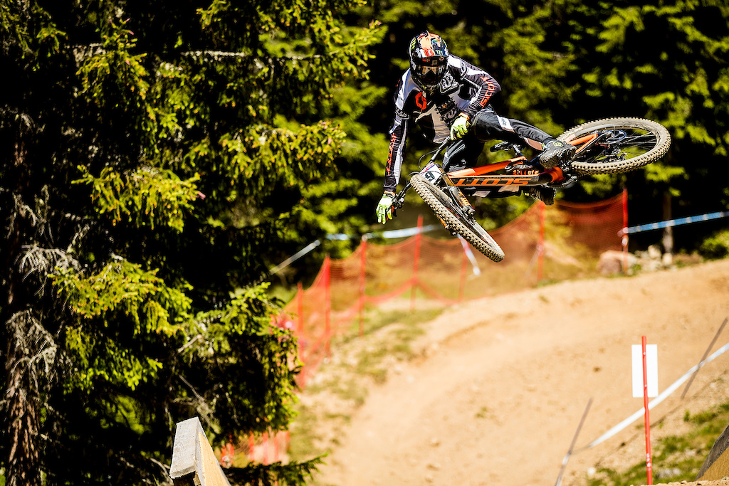 Brendan Fairclough, Lenzerheide 2016.
