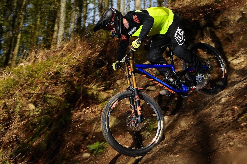 Undisclosed trail southwest England. Photo Ben Winder.
