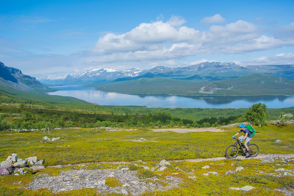 Kungsleden – curse and blessing alike