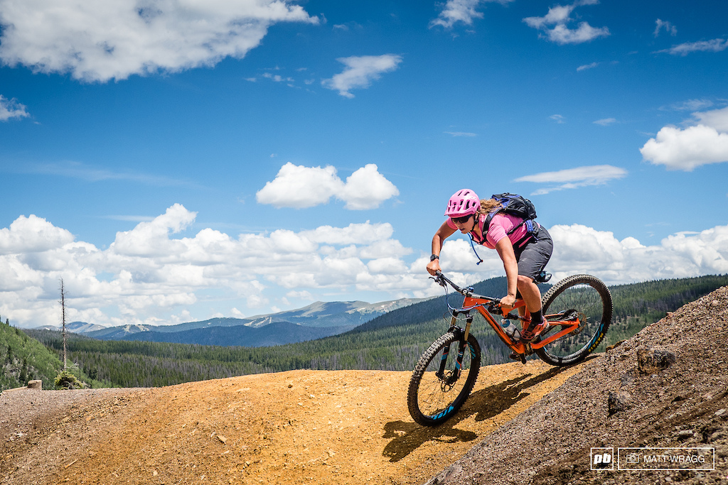In the week before the race there was plenty of time to explore some of the other spots in the State, whether it is Breckonridge, Keystone or Pike's Peak  - it's a chance to take in more of the destination than just the race venue.