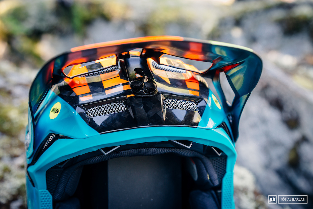 Images for Fly Racing Werx Carbon Helmet - First Look