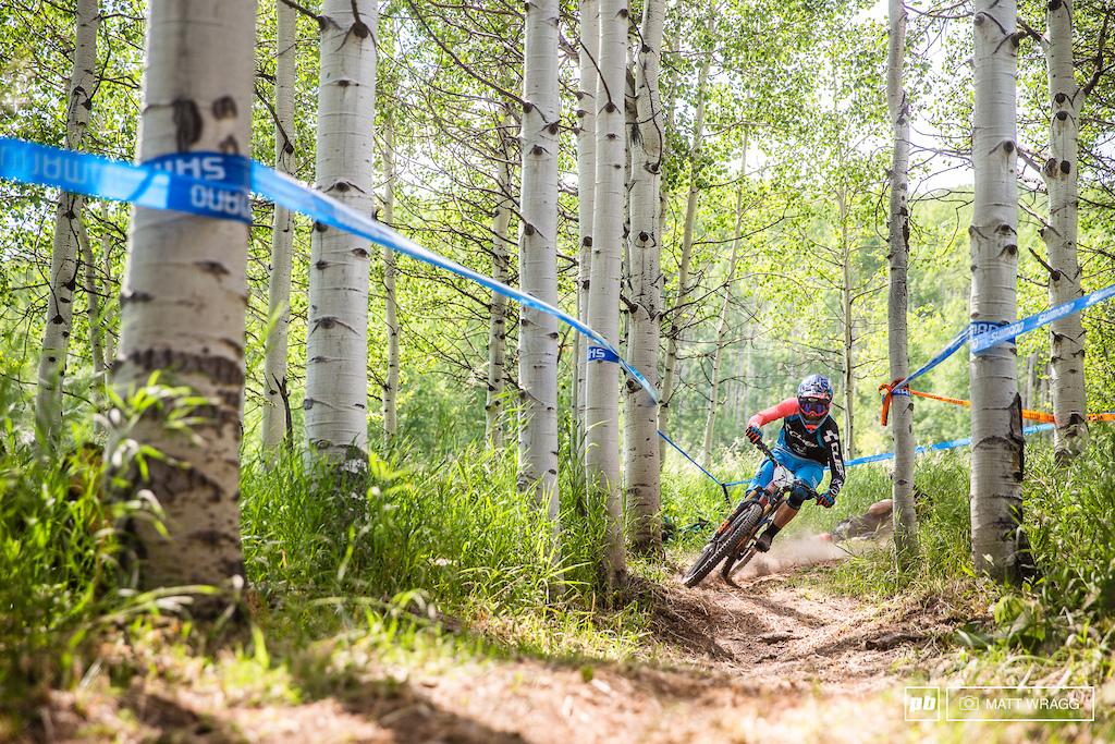 Colorado, USA. Photo by Matt Wragg.