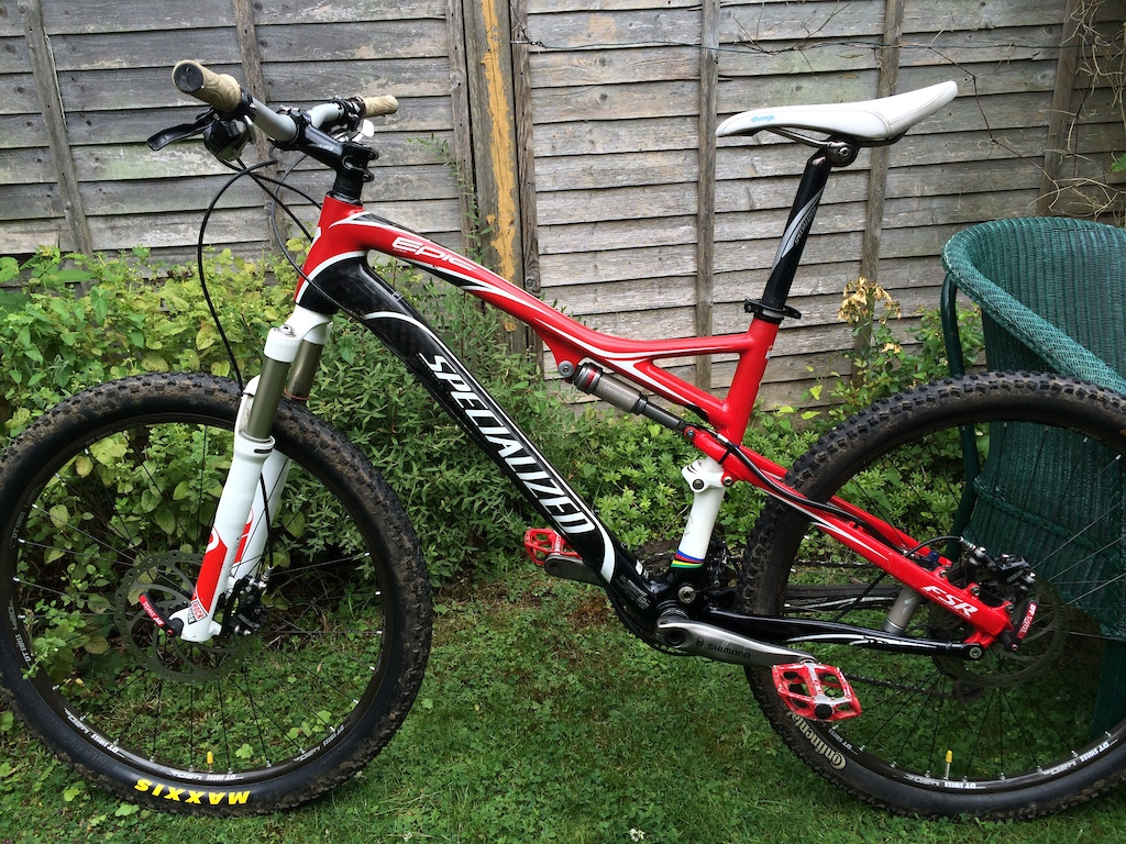 2010 Specialized Epic carbon