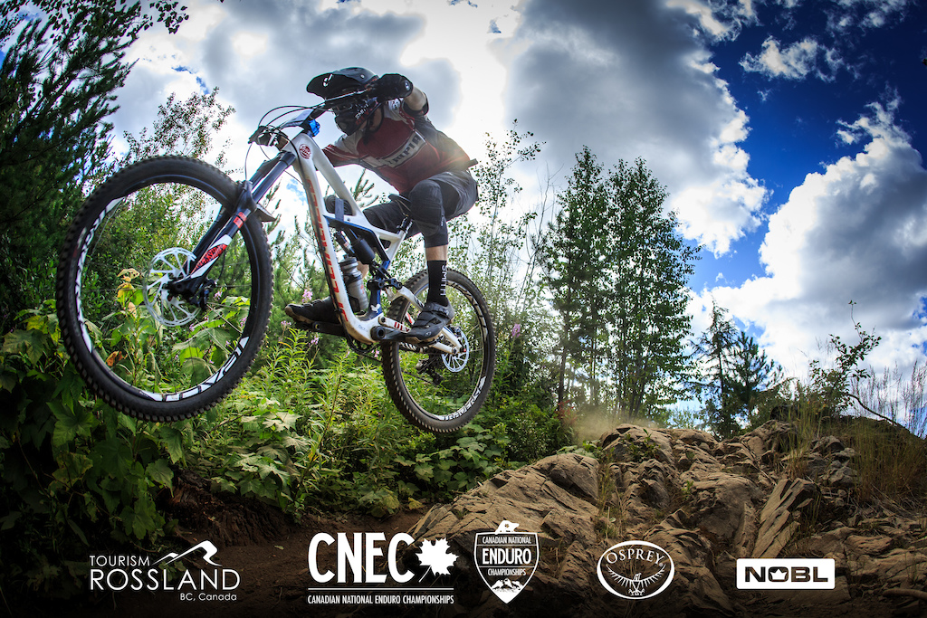 Race Recap Rossland Osprey Canadian National EnduroPresented by NOBL Wheels