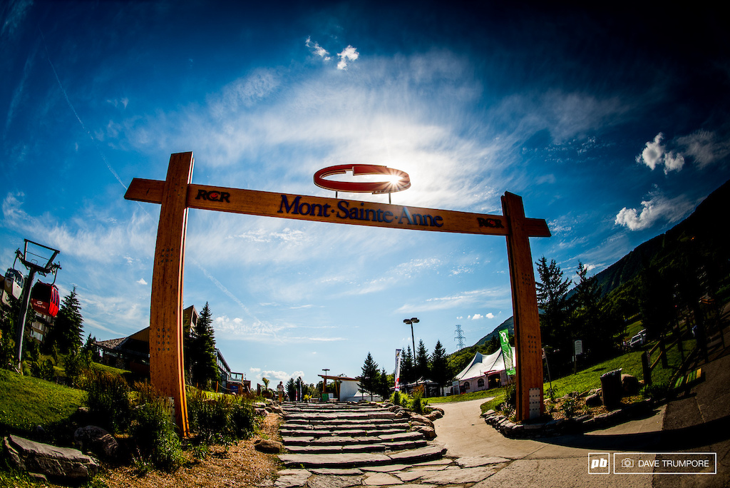 Welcome to Mont Saint Anne the longest running race on the World Cup calendar and home to the most classic DH track of them all.
