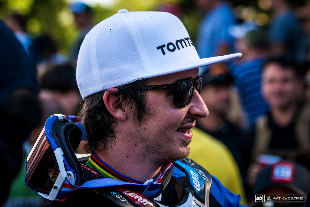 With the feeling of that last win in Lenzerheide fresh in his mind Danny Hart went out and smashed another win.