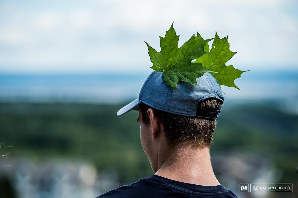 Quintessential Canadian headware.