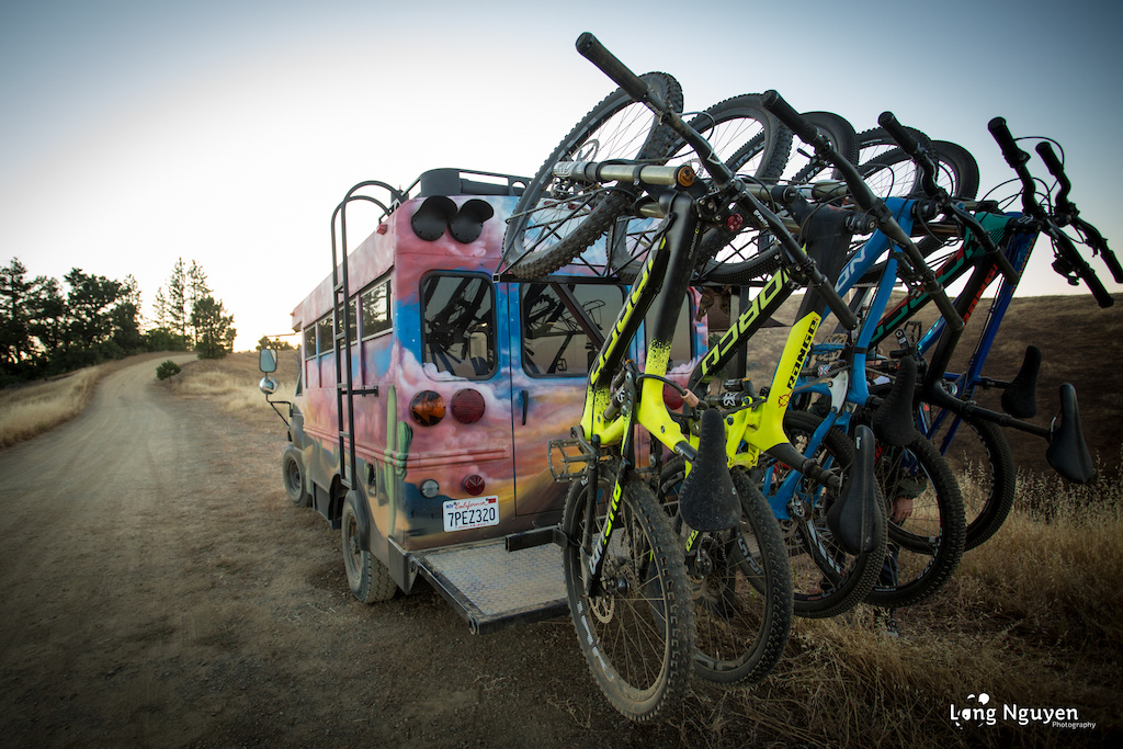 Andrew Taylor's Ultimate Short Bus Adventure Vehicle - Pinkbike