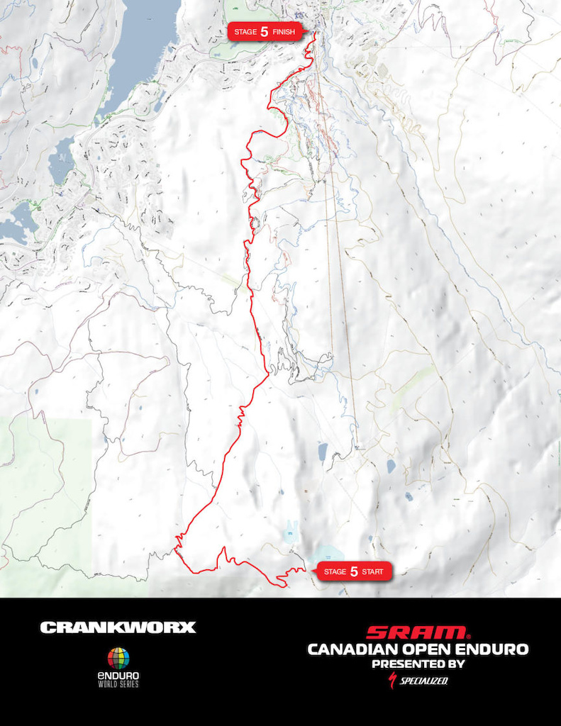 SRAM Canadian Enduro presented by Specialized Stage 5