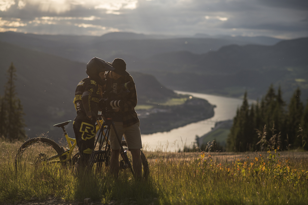 R my M tailler in Hafjell