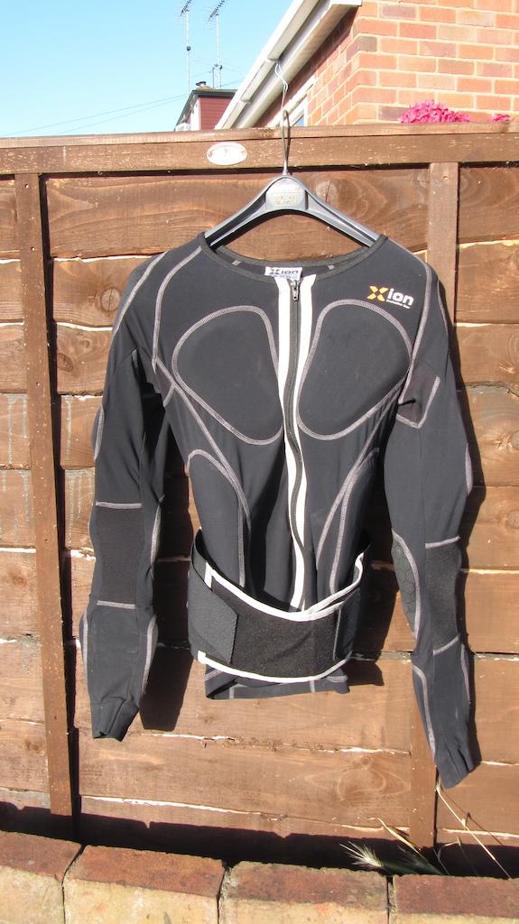 2015 Xion Longsleeve Jacket PRO - D3O (small mens)