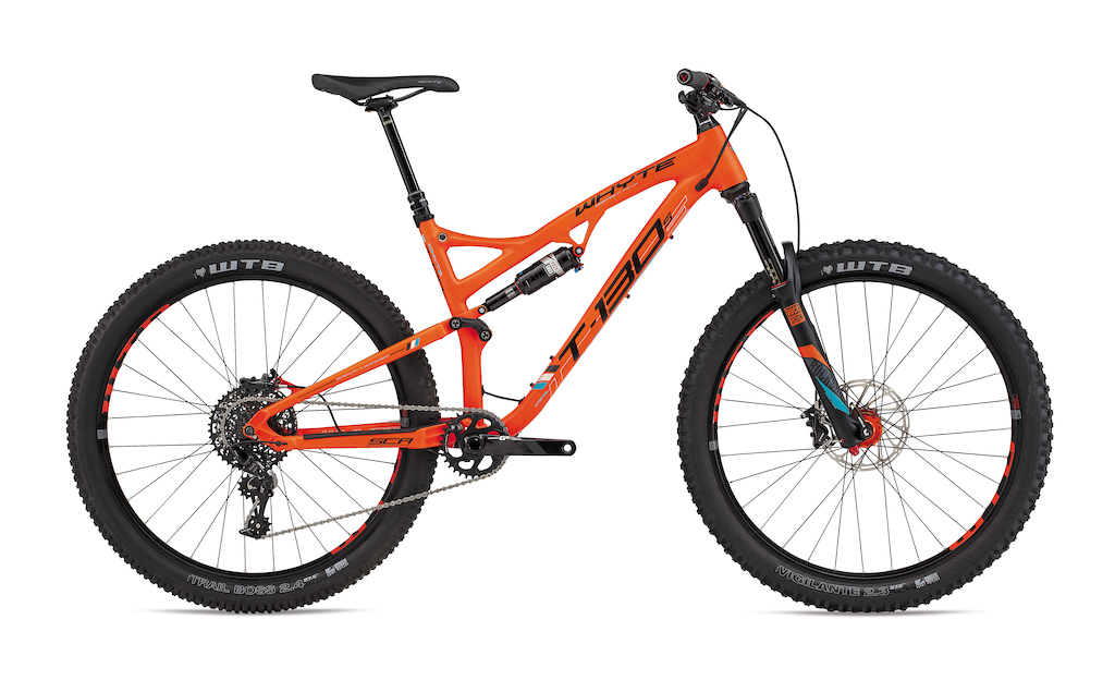 2017 Whyte Bikes USA Lineup images - T-130