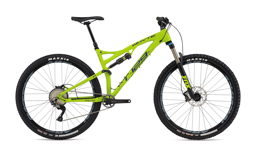 2017 Whyte Bikes USA Lineup images - T-129