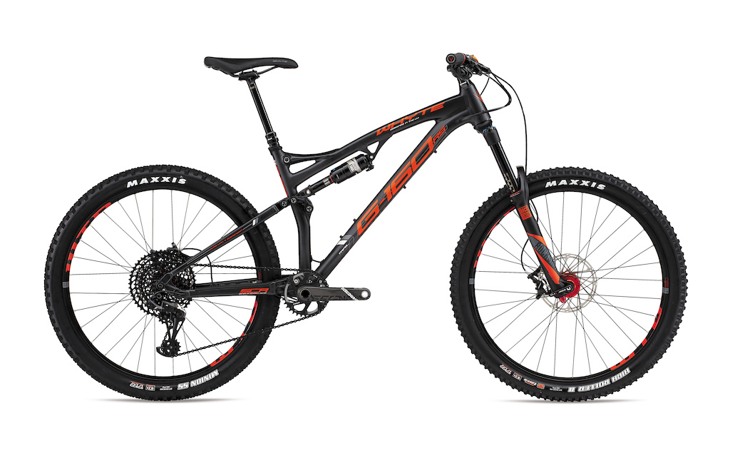 2017 Whyte Bikes USA Lineup images G-160