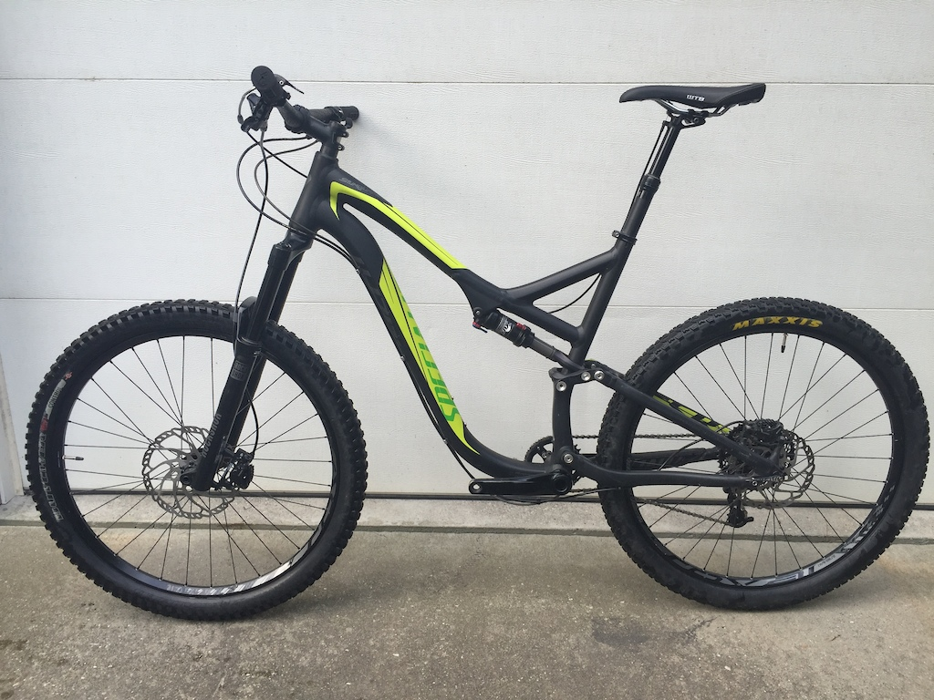 2015 Specialized Stumpjumper FSR Comp EVO
