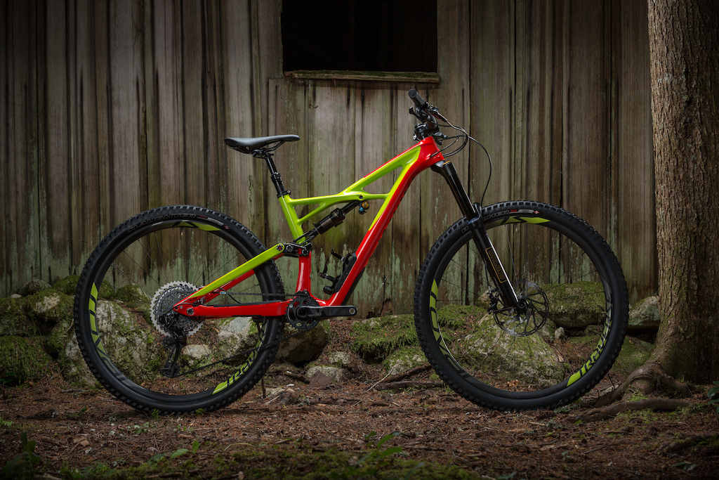 2016 Specialized Enduro Launch