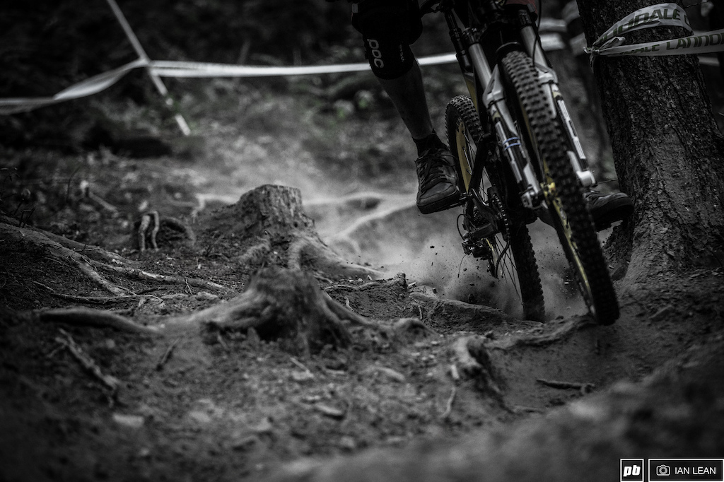 Cannondale British Enduro Series 2016, Round 4 - Eastridge, Day 1