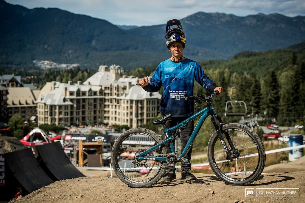 Storch s ride Whistler Crankworx 2016