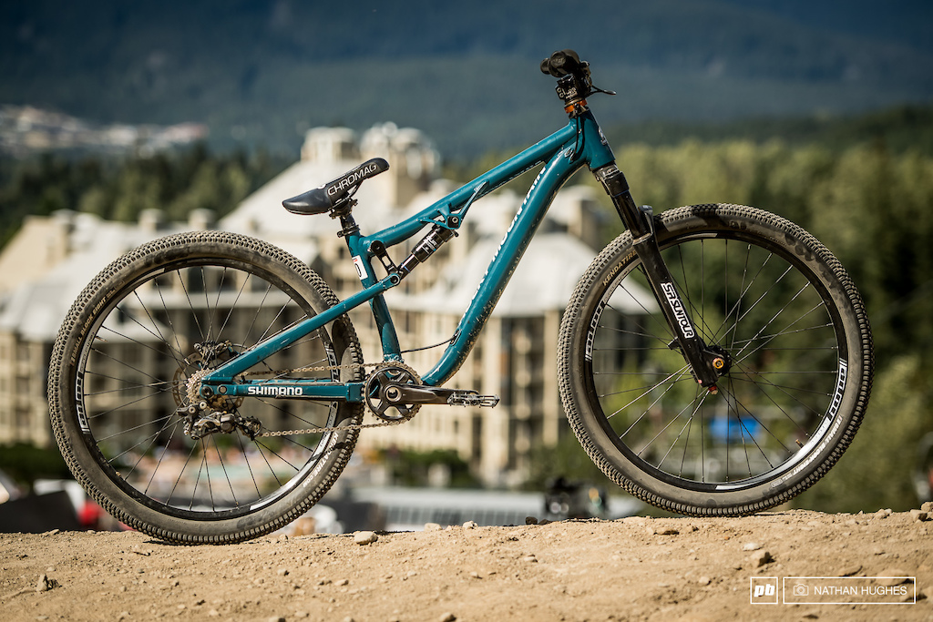 Storch s ride Whistler Crankworx 2016