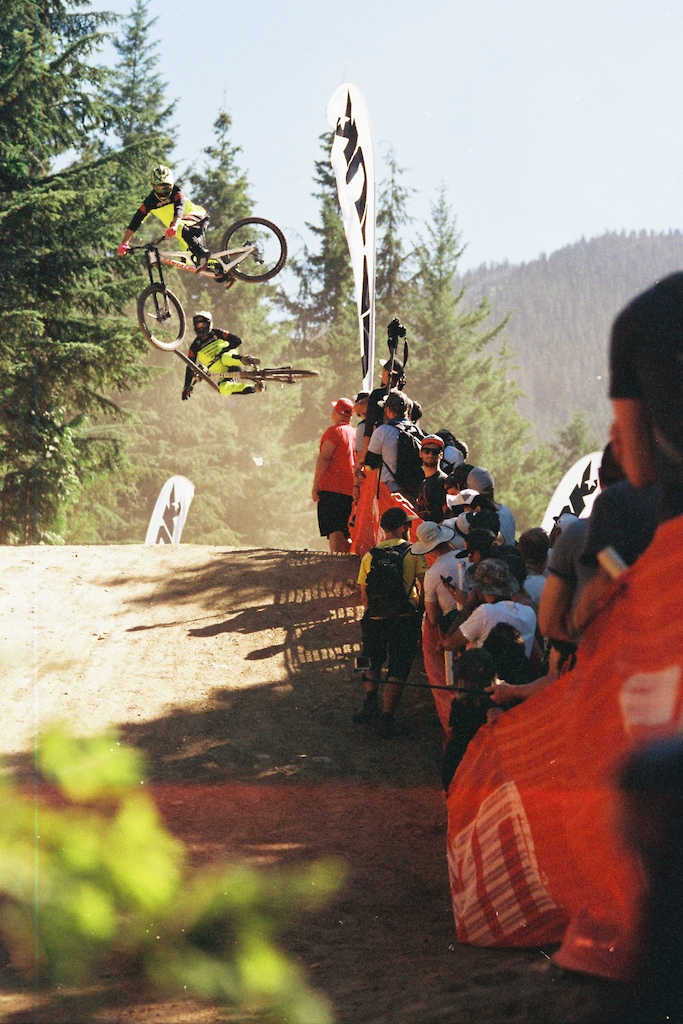 Crankworx Whip-off 2016