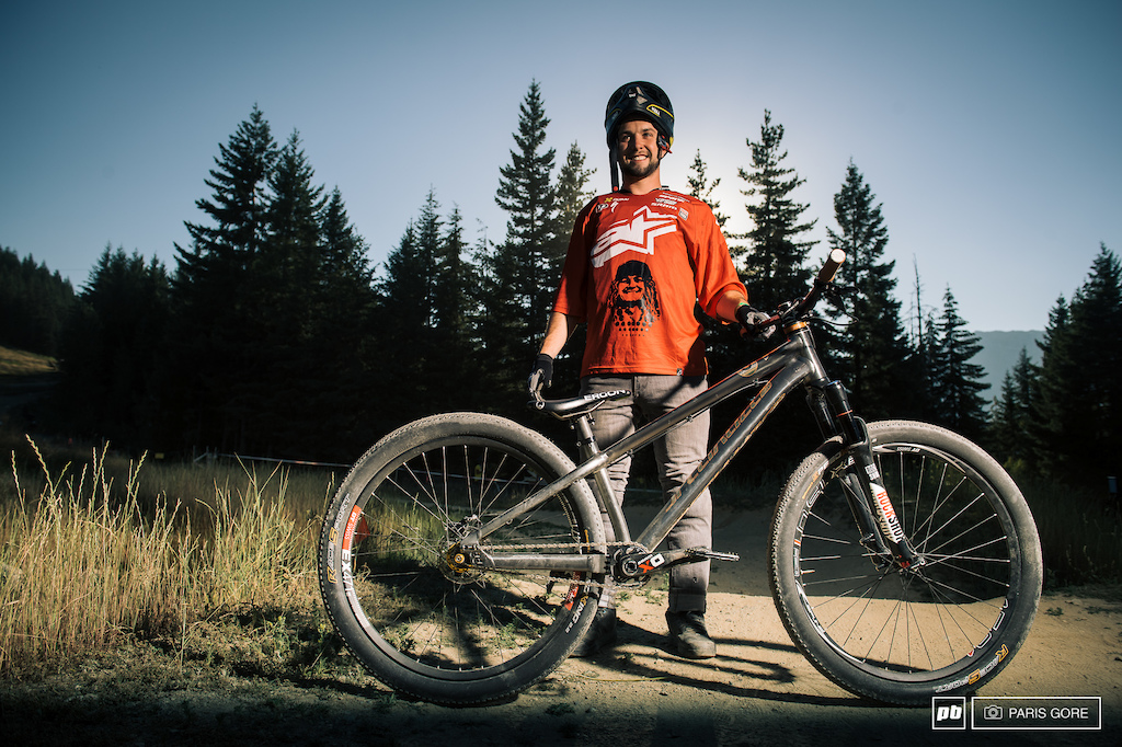 Nicholi Rogatkin and his Specialized