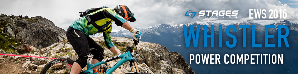 EWS Whistler 2016 Stages Contest image