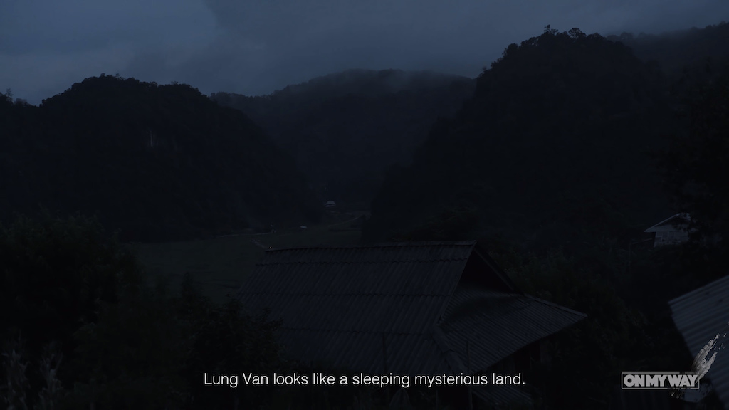 The second episode of On my way serie is an interesting journey: Lung Van, Hoa Binh. Lung Van is the highest of four ancient Muong lands, which is known as the Valley of Life. Being covered with cloud white and rolling mountains, Lung van is not only a peaceful and friendly but also mysterious land. Crossing through hills and mountains, rivers and forests, staying in Stilt houses, meeting Muong people, ngo minh tu rider surely has had unforgettable experiences on this beautiful land.