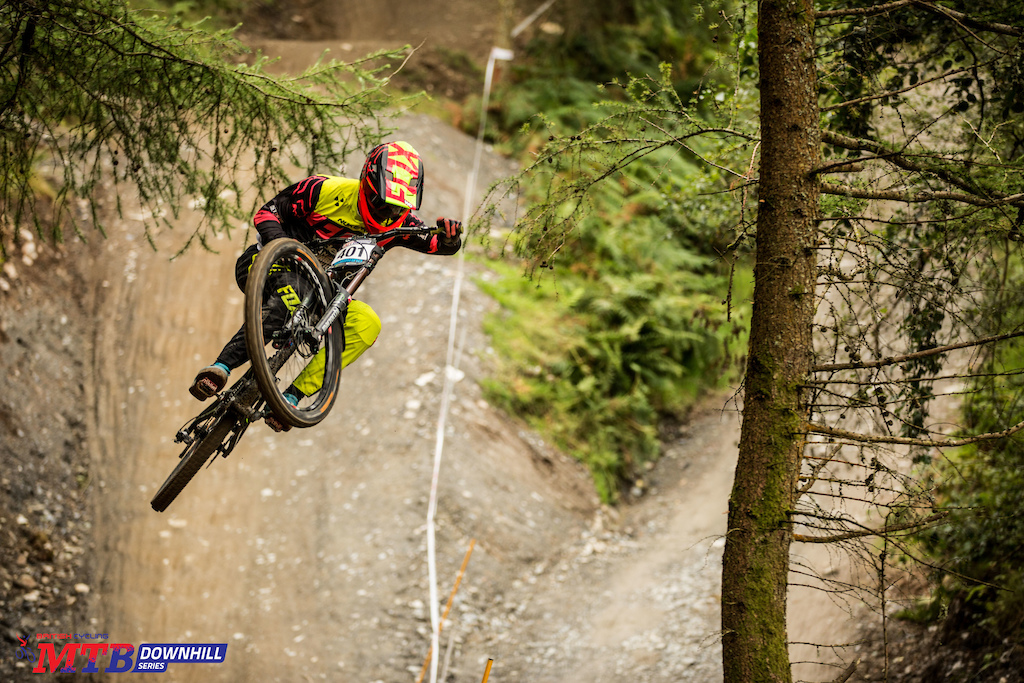 Shimano BDS, Revolution Bike Park 2016