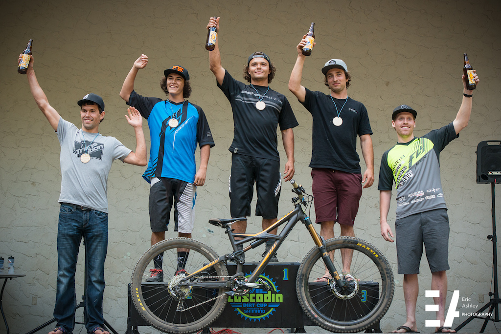 Carson Eiswald Jason Eiswald Luke Strobel Logan Wetzel and Kyle Warner Pro Men .