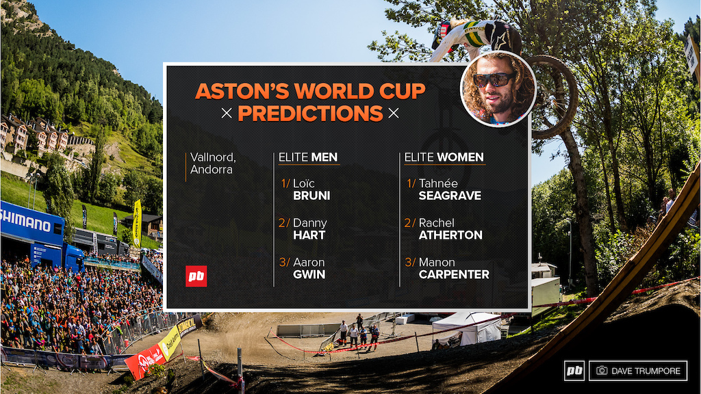WC R7 Vallnord predictions 2016
