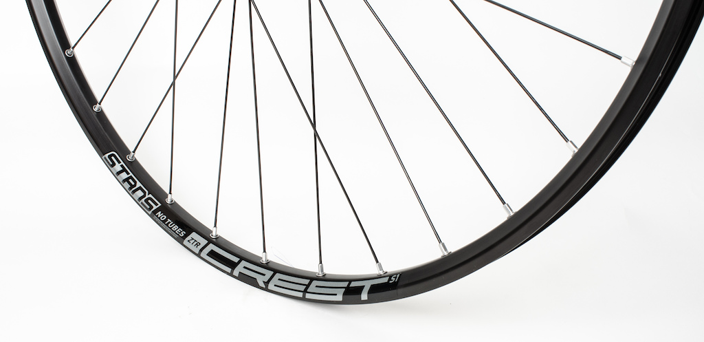 Stans S1 wheelsets - Crest 2017