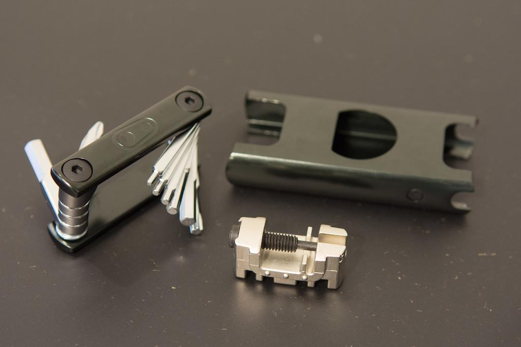 Crankbrothers F15 multi-tool